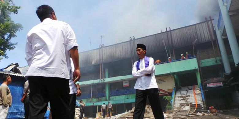 Gubernur DKI Jakarta Joko Widodo
