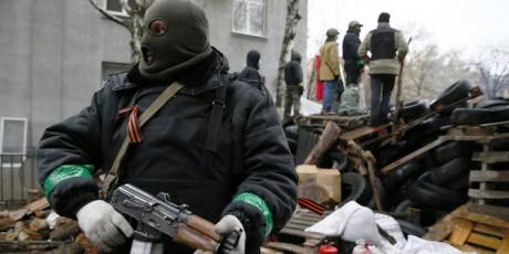 Operasi Antiteroris di Slavyansk
